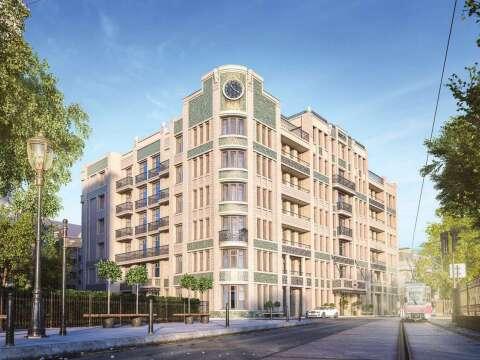 Комплекс апартаментов Резиденция на Покровском бульваре